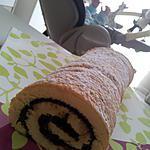 recette Gâteau Roulé au Nutella