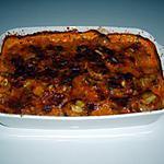 recette gratin de courgettes aux 2 fromages