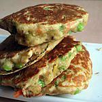 recette Croq' Légumes & Parmesan ou comment faire manger des légumes à vos petits