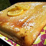 recette Gâteau Magique au Citron