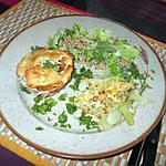 recette fenouil gratiné   trouvé   dans  les  recettes   de pentrez  et cassolette  escalope  de poulet