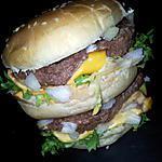 recette Burger Big Mac Maison
