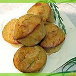 recette Muffin carotte cannelle