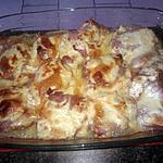 recette Filet mignon gratiné au Chaource
