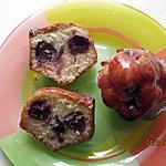 recette des griottes dans les muffins