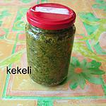 recette Pesto d'ail des ours, recette numéro 1