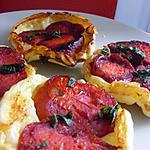 recette Tatin à la tomate