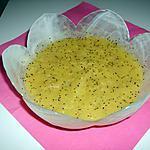 recette compote pommes/kiwis/ananas/miel
