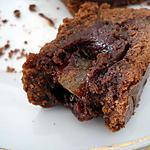 recette Ultra fondant au chocolat noir et gingembre confit