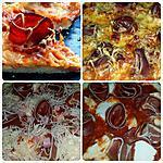 recette Pizza au Jambon de Parme