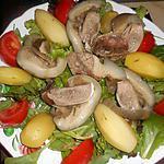 recette Tete de veau roulée sauce ravigote
