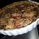 recette Tourte aux asperges et chévre de Ma Mamie