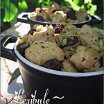 recette Casseroles de riz et poulet à l'indienne