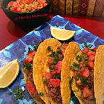 recette Taco Tex Mex à la Viande Hachée
