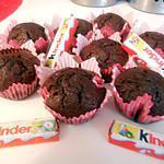 recette Cupcakes Kinder