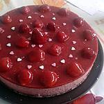 recette Bavarois au fraises