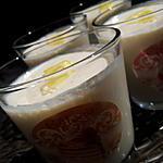 recette Créme citronné