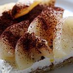 recette Bavarois léger au poire