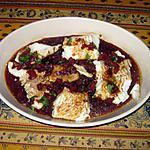 recette Cabillaud rôti et sa sauce incroyable aux herbes