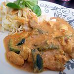 recette Curry de dinde