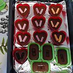 recette MUFFINS CHOCOLAT AU LAIT - CARAMBARS