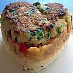 recette Le complet du Vendredi ou plat équilibré version poisson