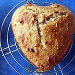recette Le gourmand qui va plaire aux petits et aux grands! - sans oeuf ni matière grasse ajoutée