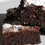 recette gâteau chocolat noisettes (sans farine)