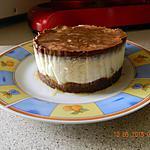 recette Bavarois poires chocolat spéculoos