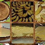 recette Tarte Chiboust aux pommes