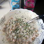 recette Salade de pois chiche