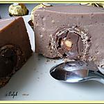 recette Flans aux Ferrero Rocher