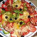 recette Salade soleil du mois de mai