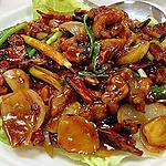 recette Poulet Gong Bao