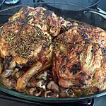 recette Les bons poulets rôti de Mamie