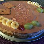 recette Bavarois Spéculoos Nutella sans cuisson