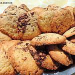 recette Biscuits aux pépites de chocolat