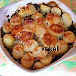 recette Gratin de pommes de terre et d'orties