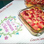 recette Clafoutis individuels aux fraises