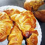 recette Minis Croissants Chocolat Et Poire