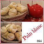recette PAIN BLANC