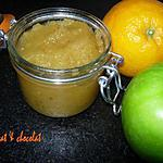 recette Chutney Pomme/orange agréablement parfumé aux épices**