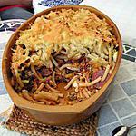 recette Macaronade comme en sardaigne