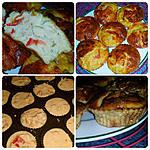 recette Muffins au thon