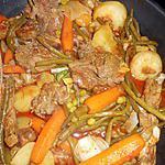 recette Navarin d agneau printanier