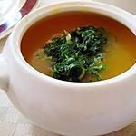 Soupe de citrouille chinoise