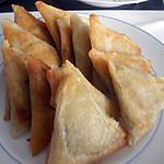 recette Samoussa a la sardine ricotta de Jeanmerode
