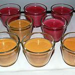 recette Pannacotta à la Framboise
