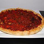 recette Tarte fine à la Tomate et au Basilic
