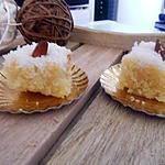 recette Basboussa noix de coco